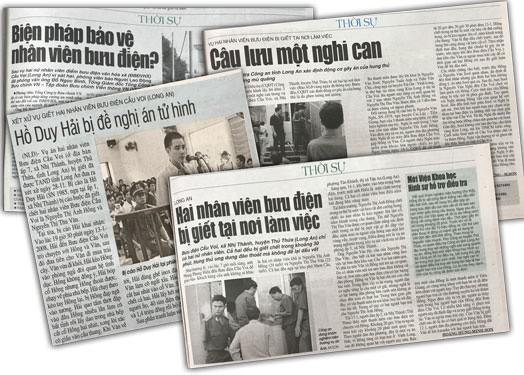 """""""Phút 89"""" của tử tù Hồ Duy Hải: Những sơ hở chết người - 1"""
