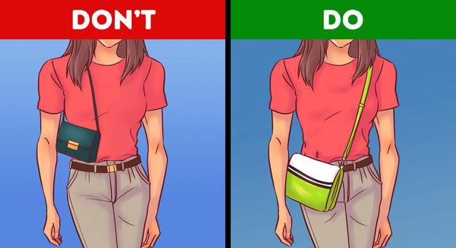 Chọn túi xách che khuyết điểm, tôn ưu điểm cho 6 dáng phổ biến - 1
