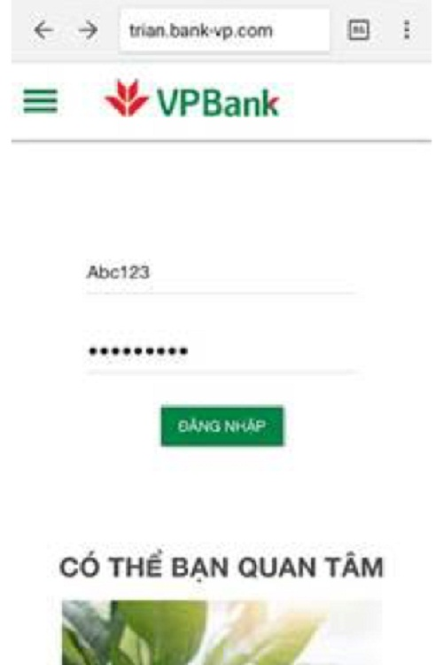 Tá hỏa nhận thông báo khoản vay 450 triệu đồng: Hệ thống của VPBank có bị hack? - 1