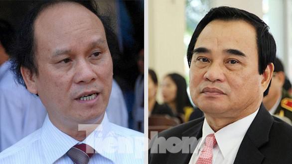 2 cựu Chủ tịch UBND Đà Nẵng bị đưa ra Hà Nội xét xử - 1