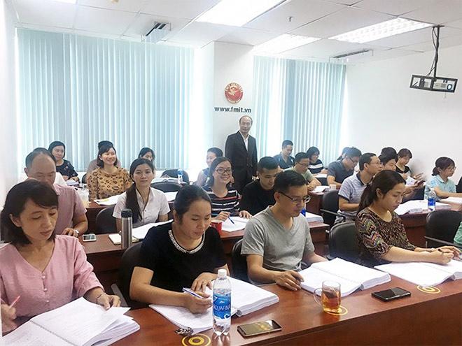 Chương trình đào tạo quản lý chuỗi cung ứng chuẩn quốc tế SCOR® tại FMIT - 1