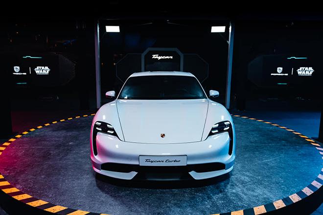 Porsche cùng Star Wars hợp tác trong sự kiện ra mắt Taycan tại Châu Á - Thái Bình Dương - 3