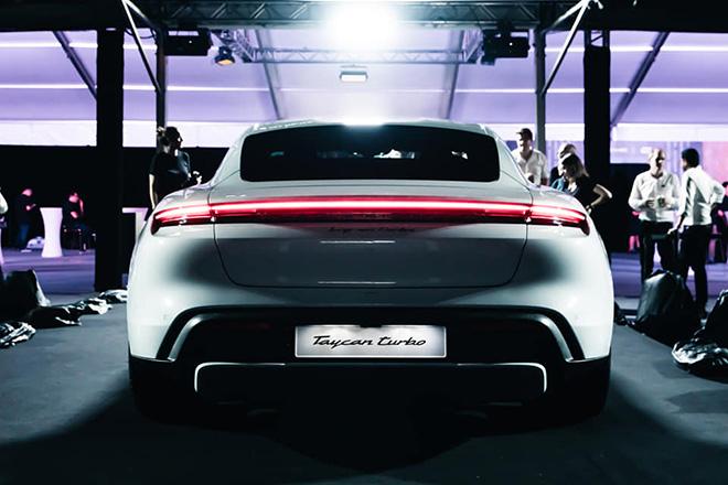 Porsche cùng Star Wars hợp tác trong sự kiện ra mắt Taycan tại Châu Á - Thái Bình Dương - 5