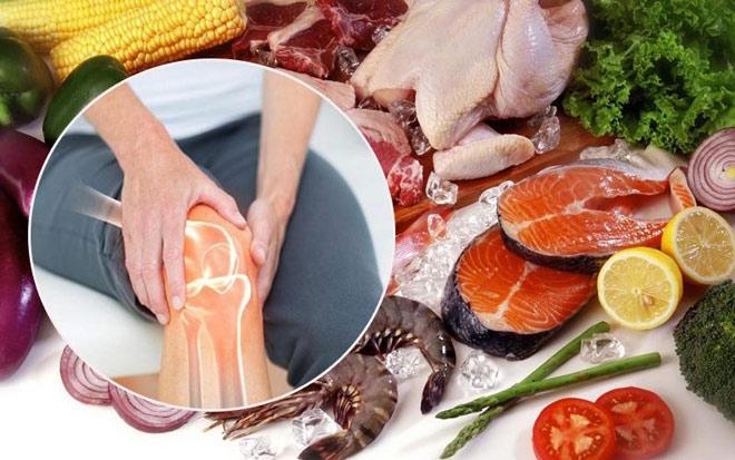 Thoái hóa khớp gối nên ăn gì, kiêng gì để hết đau nhức và mau khỏi bệnh? - 1