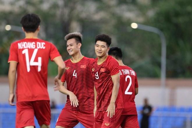 U22 Việt Nam và hành trình vào bán kết SEA Games 30: Từ dạo chơi đến đòn cân não - 1