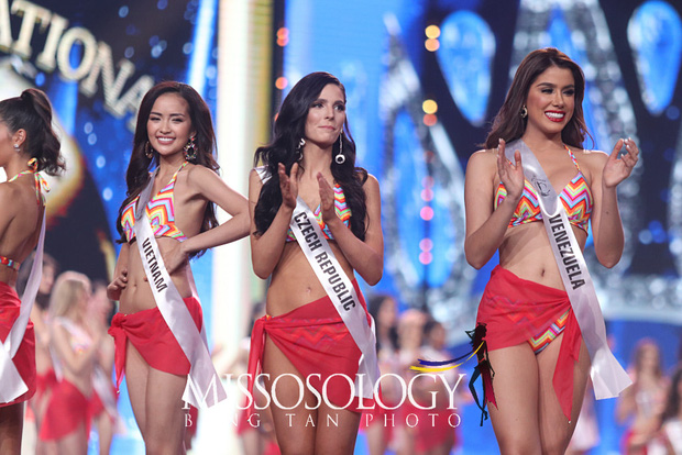 Ngọc Châu lọt top 10 Miss Supranational 2019 - 1