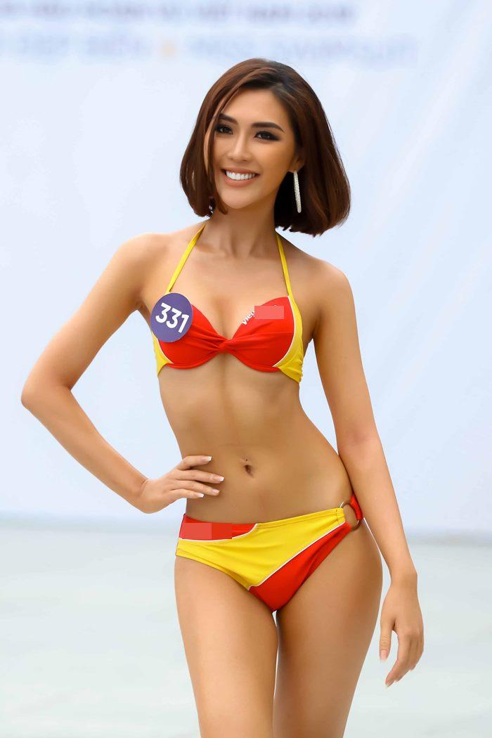 Dự đoán Top 10 Hoa hậu Hoàn vũ Việt Nam 2019: Toàn thí sinh có body cực phẩm - 1