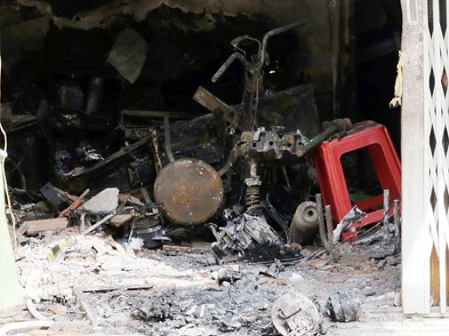 """Vụ cháy nhà 3 người chết ở TP.HCM: """"Biết có người mắc kẹt trong biển lửa nhưng chúng tôi bất lực"""""""
