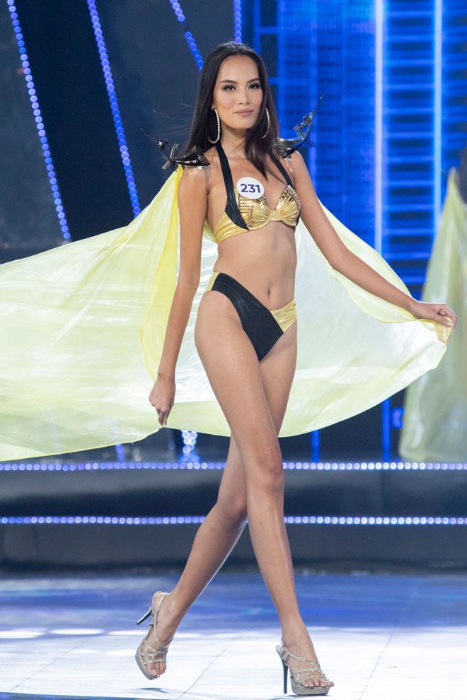 Khánh Vân đăng quang Hoa hậu Hoàn vũ Việt Nam - 1