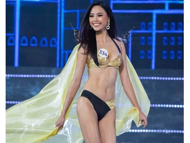 Khánh Vân đăng quang Hoa hậu Hoàn vũ Việt Nam