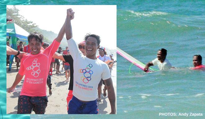 Cảm động SEA Games: VĐV chủ nhà từ bỏ HCV để cứu đối thủ thoát chết - 1