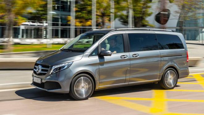 Mercedes Benz V-Class chính thức có mặt tại Việt Nam, giá hơn 3 tỷ đồng - 1