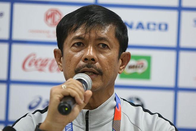 U22 Indonesia bùng nổ vào chung kết: HLV Sjafri chúc U22 Việt Nam may mắn - 1