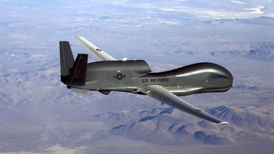 Nga bắn rơi thiết bị bay không người lái của Mỹ - 1
