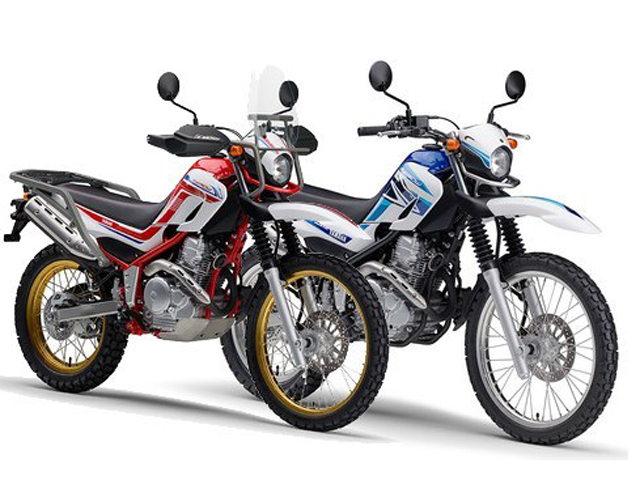 """Yamaha ra mắt bộ đôi """"cào cào"""" 2020 Serow 250 và Cello 250 Final Edition - 1"""