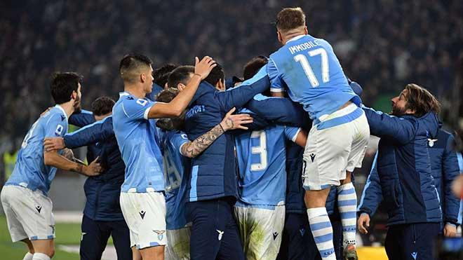 Video highlight trận Lazio - Juventus: Ronaldo lập công, bước ngoặt thẻ đỏ - 1