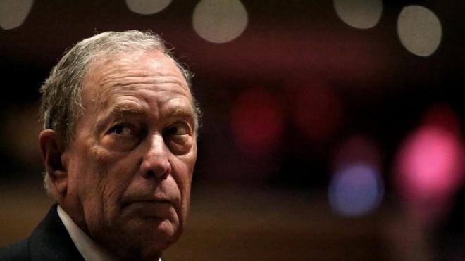 Bloomberg - Sức mạnh cả đảng Dân chủ lẫn ông Trump phải e dè - 1