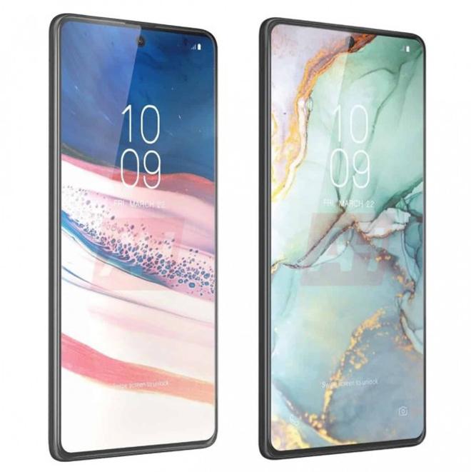 Tiếp tục hé mở diện mạo xuất chúng của Galaxy Note 10 Lite - 1