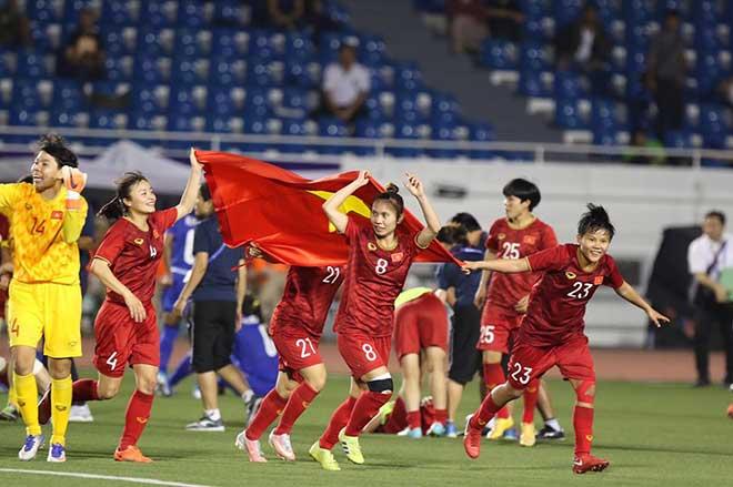 """Số tiền thưởng dành cho ĐT bóng đá nữ Việt Nam """"khủng"""" chưa từng có trong lịch sử - 1"""