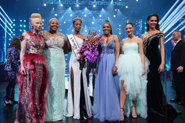 Mỹ nhân Nam Phi đăng quang Hoa hậu Hoàn vũ 2019 - 1