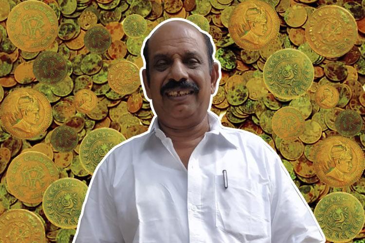 Ấn Độ: Trúng số lấy tiền mua đất, đào đất lên vớ được kho báu - 1