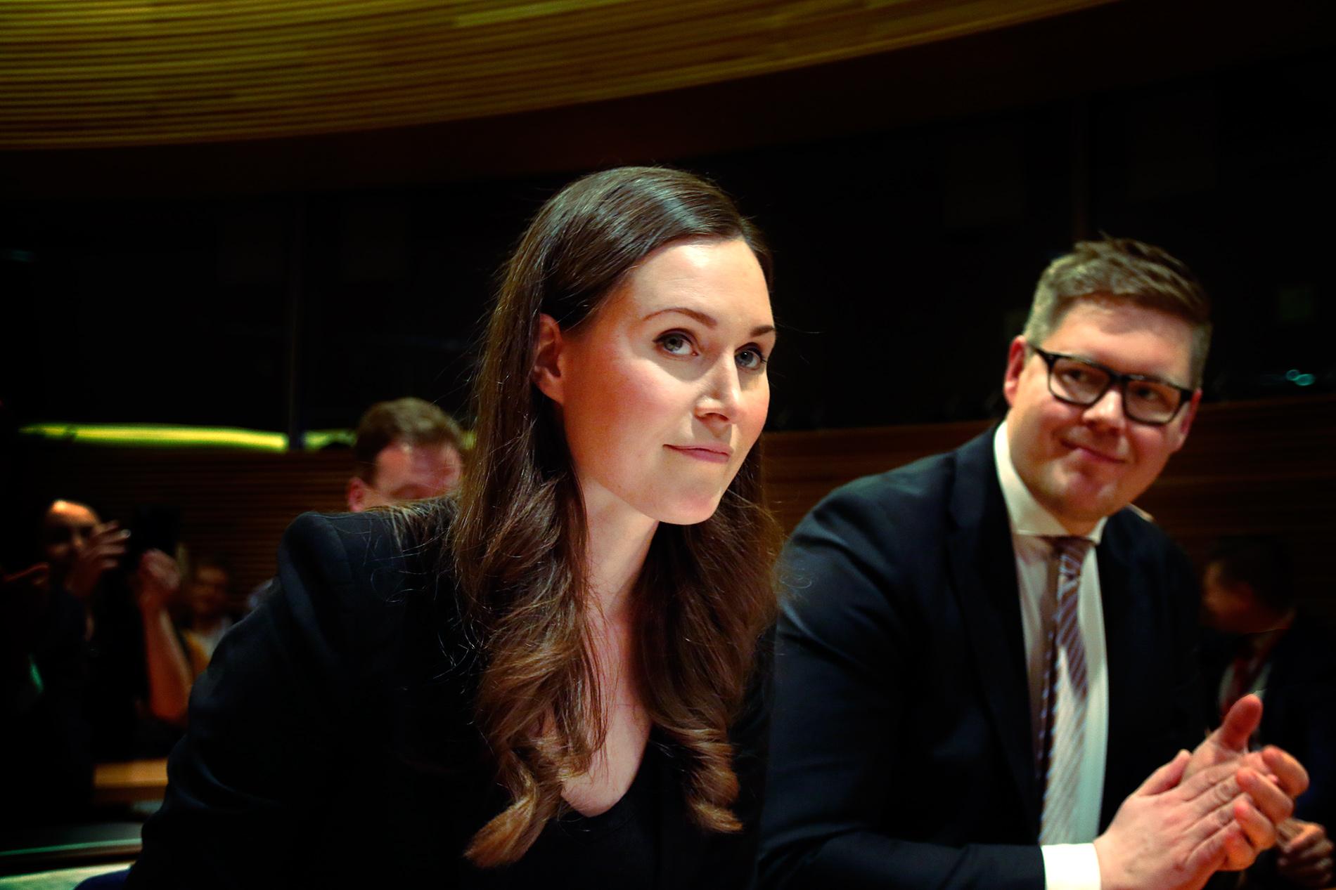 Chiêm ngưỡng vẻ đẹp của nữ Thủ tướng 34 tuổi, trẻ nhất thế giới - 1