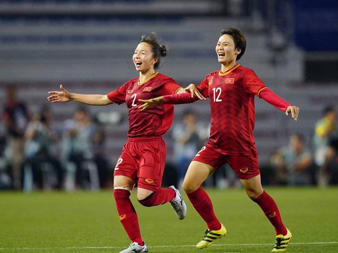 Cầu thủ nữ Việt Nam nhập viện vì kiệt sức sau khi giành HCV SEA Games - 1