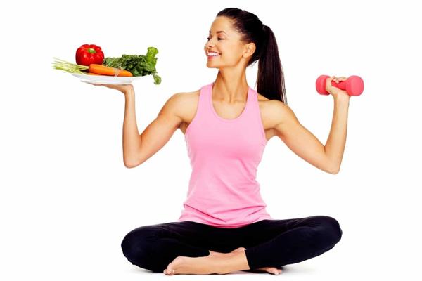 So sánh hiệu quả giảm cân giữa luyện tập và ăn kiêng - 1