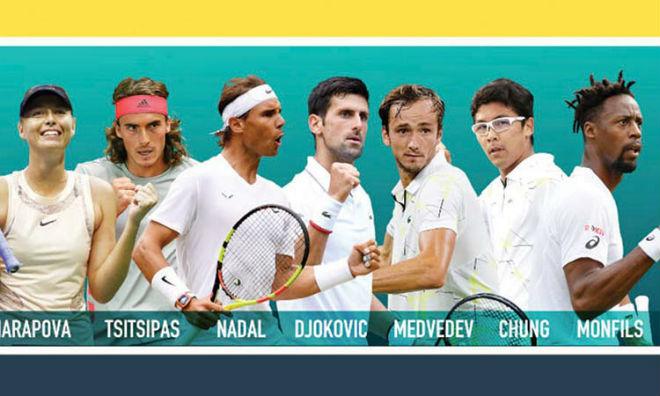 Tennis 24/7: Nadal đấu Djokovic cuối năm, mỹ nhân Wozniacki giải nghệ sốc - 1