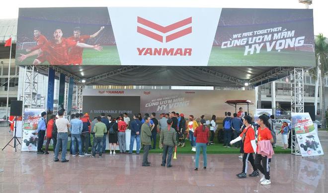 Yanmar đồng hành cùng Đội tuyển U22 Việt Nam - 1