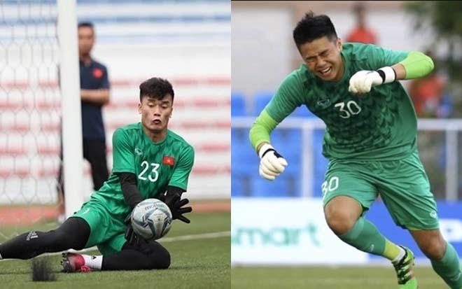 Thủ môn Kim Thanh chơi xuất thần thắng Thái Lan: Fan Việt muốn chuyển sang đội U22 VN - 1