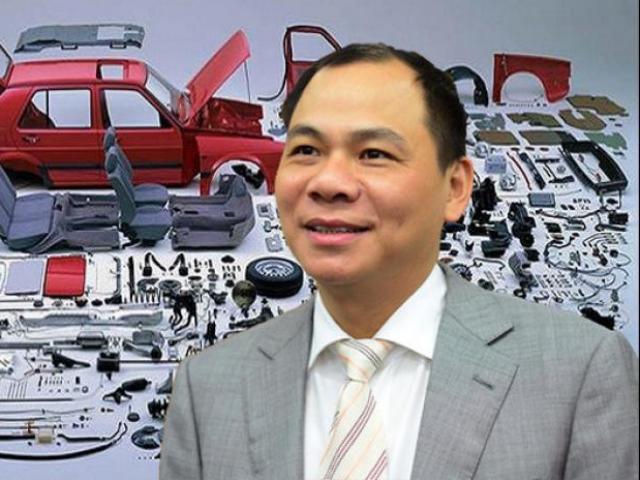 Bỏ 2 tỷ USD tiền túi vào VinFast và giấc mơ bán xe ở Mỹ của tỷ phú Phạm Nhật Vượng