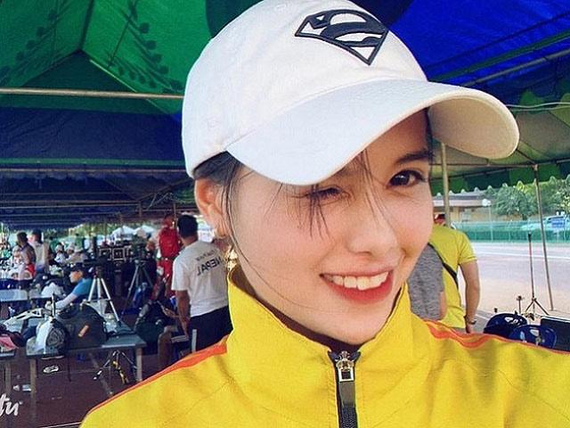 Cô gái Việt bắn cung ẵm HCV Sea Games: Xinh đẹp rạng ngời tuổi 18