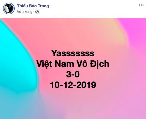 """U22 Việt Nam """"xé lưới"""" Indonesia giành HCV: Sao Việt vỡ oà hò hét - 1"""