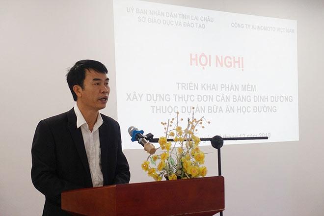 Cải thiện dinh dưỡng bán trú tại Lai Châu - 1