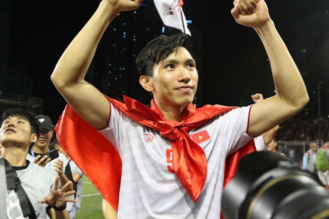 Chấm điểm U22 Việt Nam chung kết SEA Games: Vinh danh người hùng Văn Hậu - 1