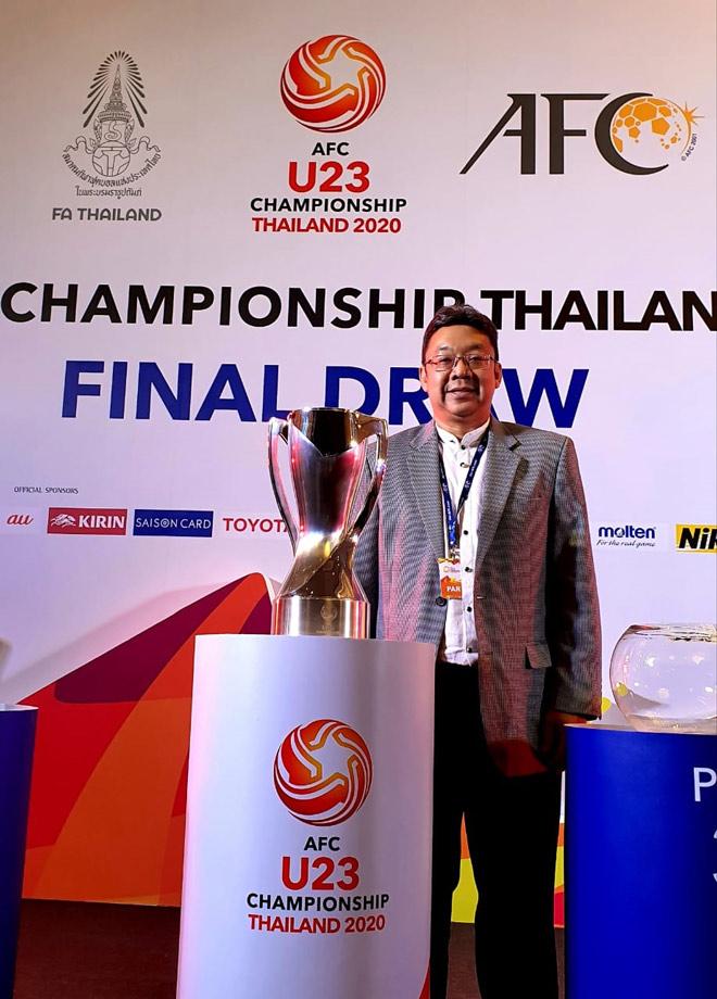 MYKOLOR trở thành nhà tài trợ độc quyền ngành sơn cho Giải vô địch bóng đá U23 châu Á 2020 - 1