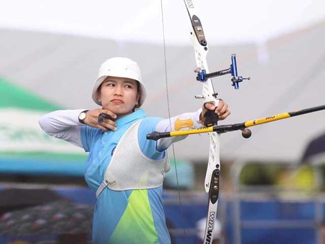 """Ngỡ ngàng: Nữ VĐV lập """"hattrick"""" HCV SEA Games, Việt Nam số 1 môn Olympic - 1"""