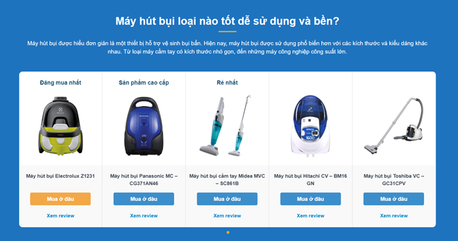 VietReview - Nền tảng đánh giá sản phẩm khách quan - 1
