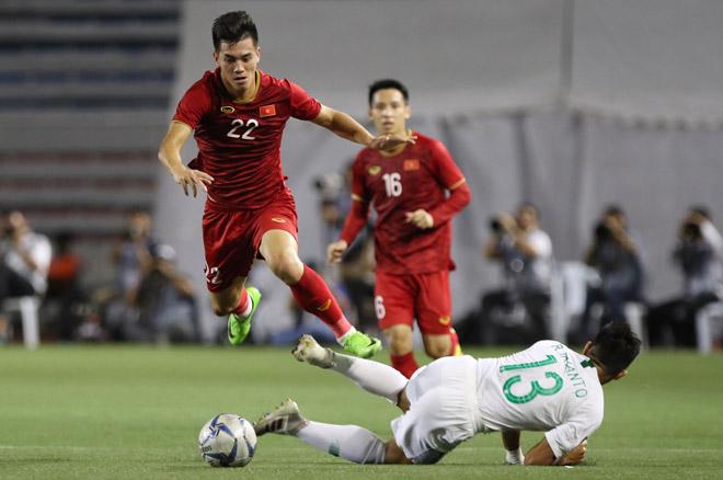 Đội hình mạnh nhất U22 Việt Nam đấu Indonesia: Tiến Dũng hay Văn Toản bắt chính? - 1