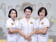 """Tin tức sức khỏe - Những """"gương mặt vàng"""" trị mụn hiệu quả tại Phòng chẩn trị YHCT Da liễu Đông y Việt Nam"""