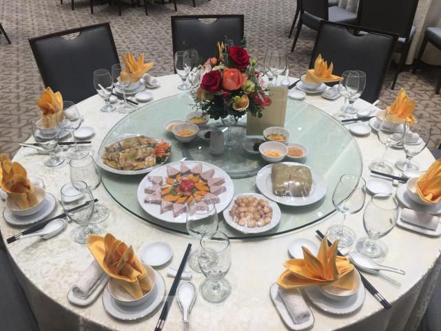 Bữa tiệc mừng các tuyển thủ Việt Nam ở Văn phòng Chính phủ có gì?