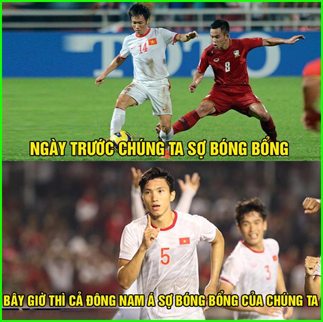 Nỗi sợ bóng bổng không còn là nỗi ám ảnh của Việt Nam.