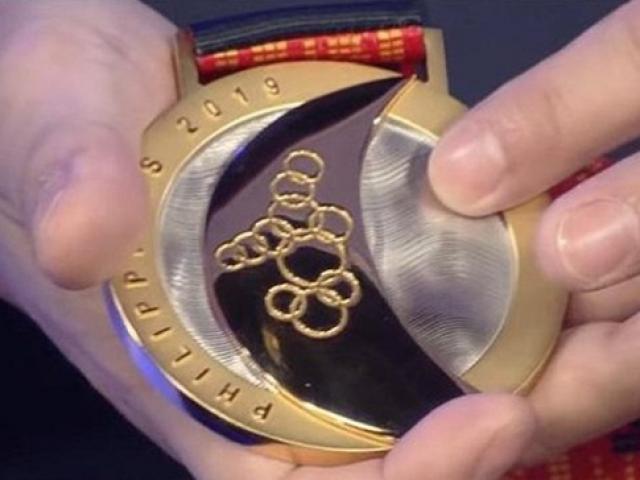 Huy chương vàng U22 Việt Nam giành được dùng kim loại đắt giá cỡ nào?
