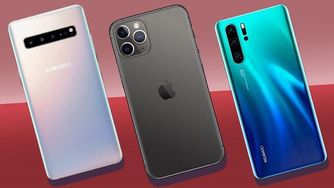 Đại gia đình Android không thể đấu nổi Apple trên thị trường smartphone cao cấp - 1