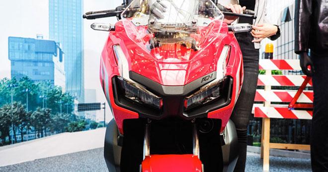 Honda ADV 300: Xe ga gần nửa tỷ sẽ sớm trình làng - 1
