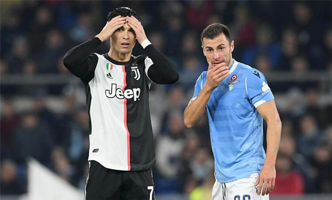 Bàng hoàng Juventus - Ronaldo: Thủ tệ nhất 8 mùa gần đây, Sarri có bị sa thải? - 1