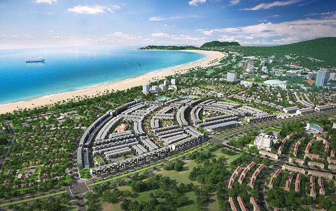 Bất động sản ven biển miền Trung đón sóng đầu tư - 1