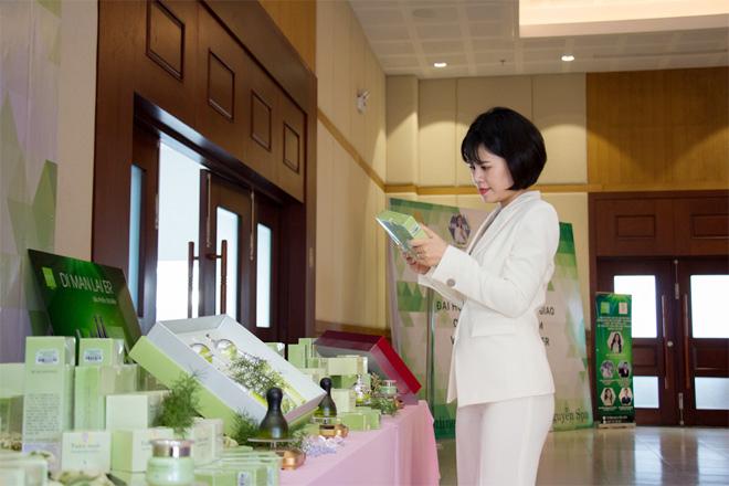 Công ty TNHH Quốc tế Linh Ngân phân phối chính thức sản phẩm DI MAN LAI ER - 1