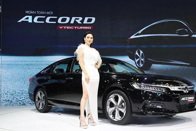 Honda Accord đạt doanh số khả quan sau hơn một tháng bán ra tại thị trường Việt - 1